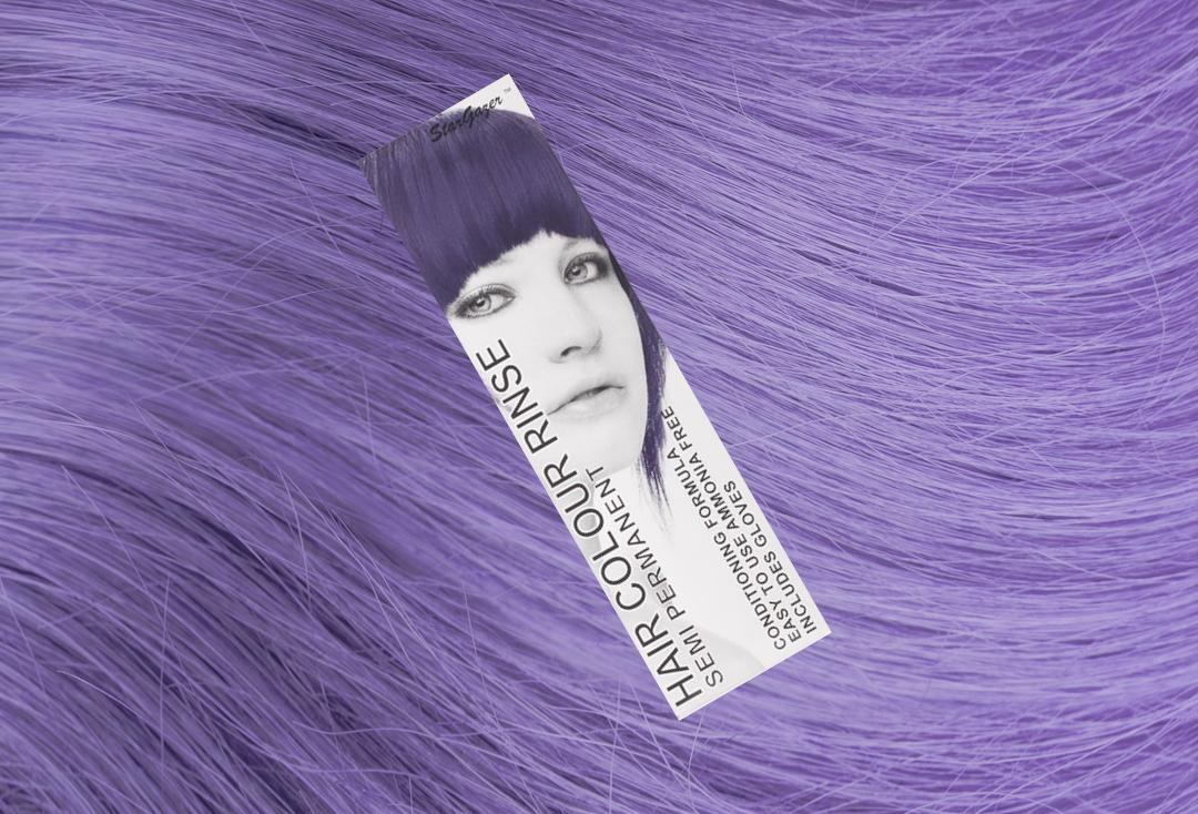 Stargazer | Lavender Semi-Permanent Hair Colour