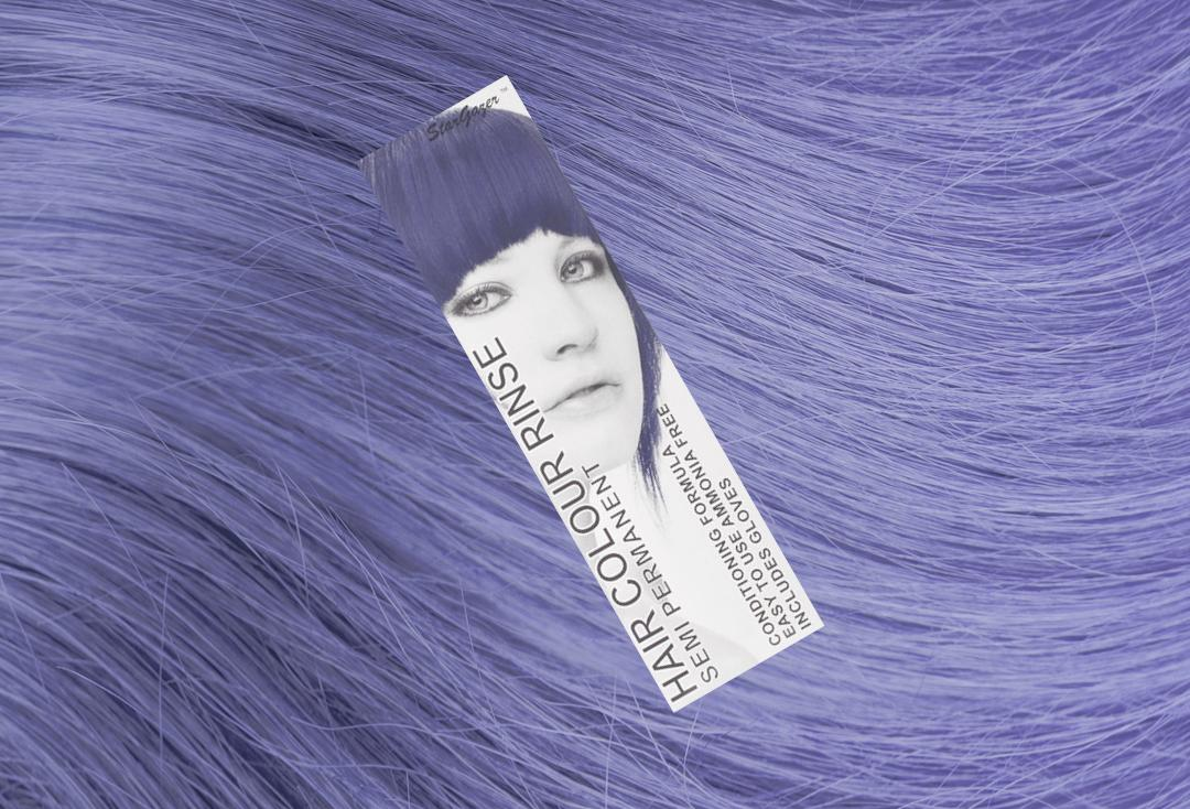 Stargazer | Purple Semi-Permanent Hair Colour