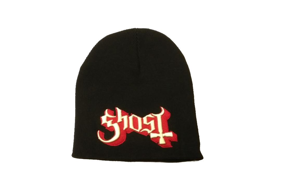 Official Band Merch | Ghost - Logo Beanie Hat