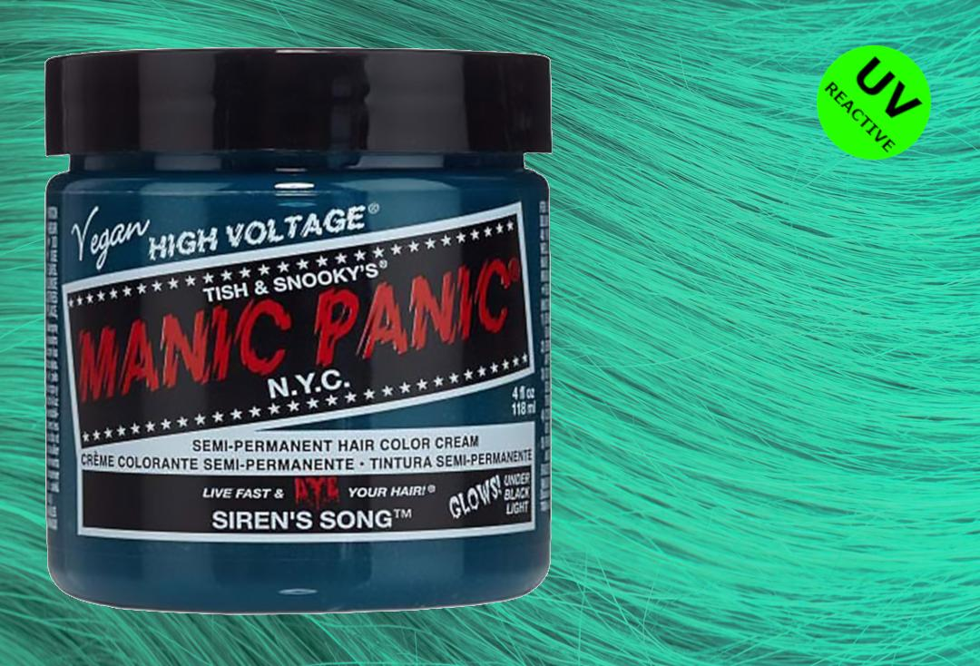Manic Panic | High Voltage Classic Hair Colours - Sirens Song