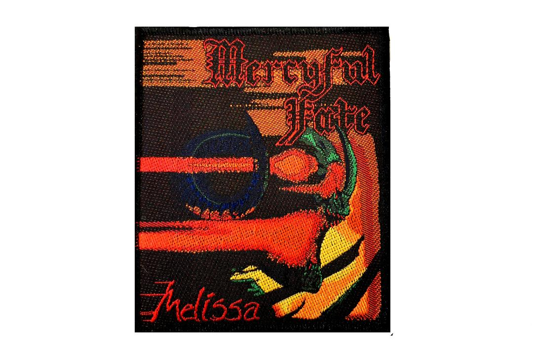 Official Band Merch |   Mercyful Fate - Melissa Woven Patch