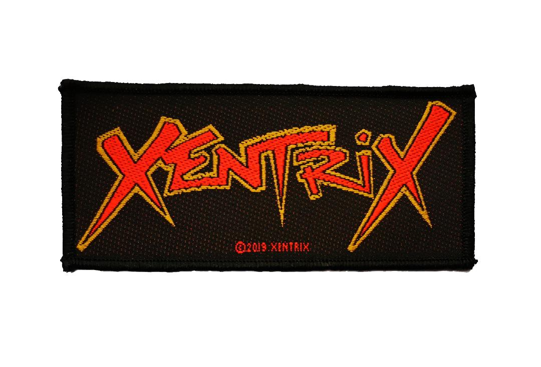 Official Band Merch | Xentrix - Logo Woven Patch