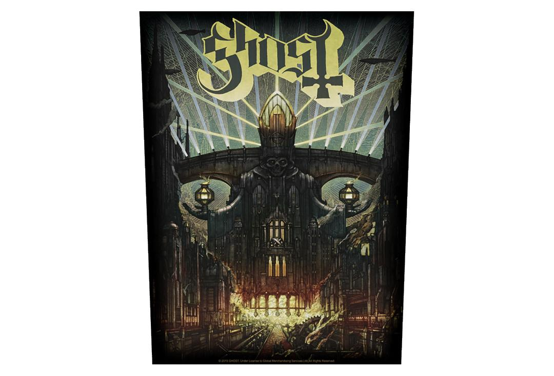 Official Band Merch | Ghost - Melliora Printed Back Patch