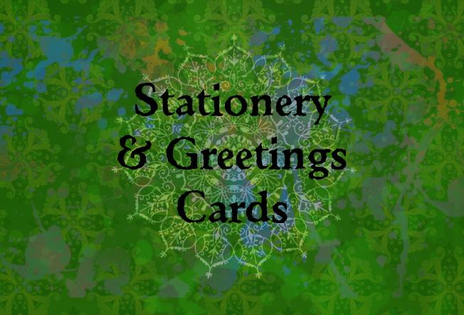 Stationery & Greetings Cards