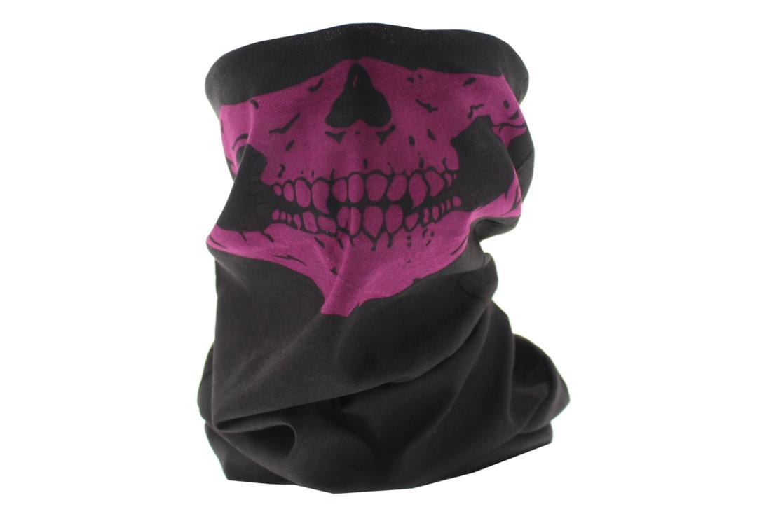 Void Clothing | Purple Skull 4-In-1 Snood