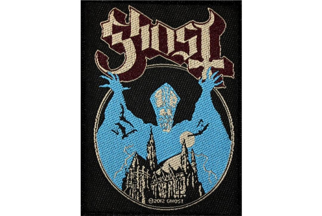 Ghost | Opus Eponymous Woven Patch