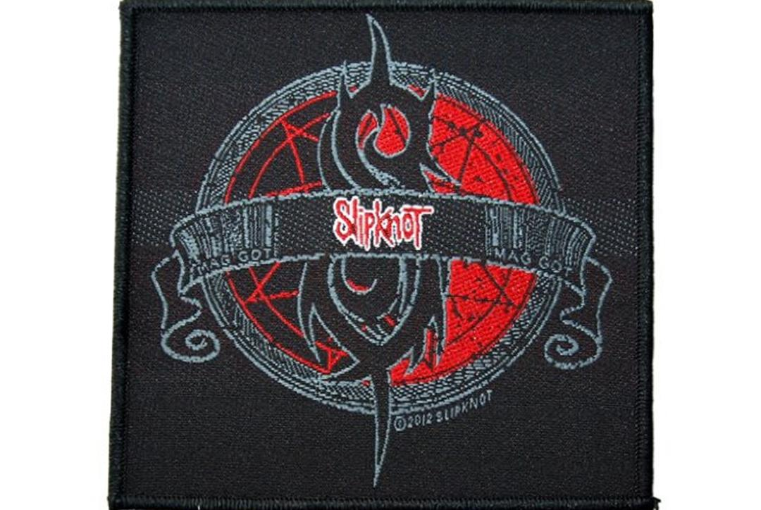 Official Band Merch | Slipknot - Crest Woven Patch