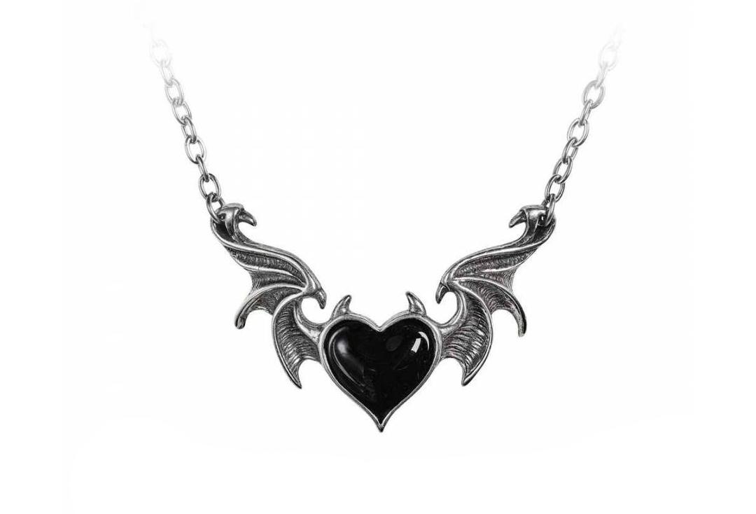 Alchemy Gothic | Blacksoul Necklace - Main