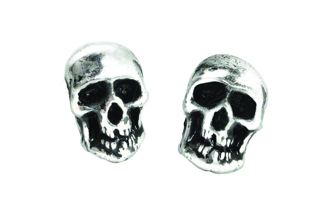 Alchemy Gothic | Death Ear Studs