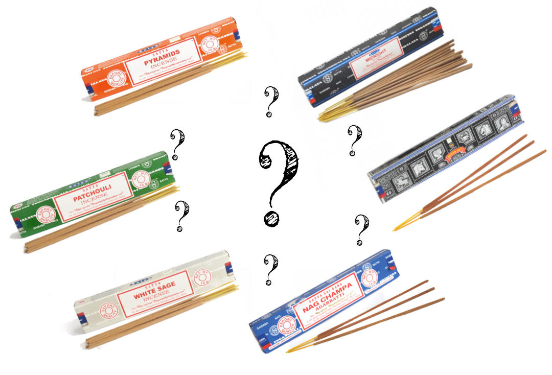 Satya | Satya Incense Sticks Mystery Box