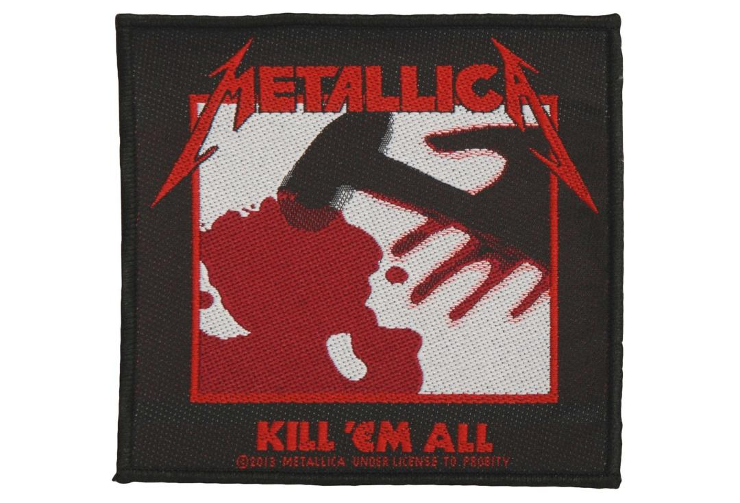 Metallica | Kill 'Em All Woven Patch