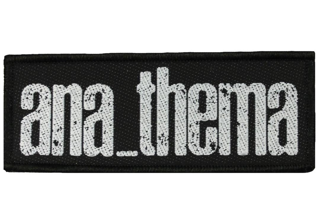 Official Band Merch | Anathema - Logo Woven Patch