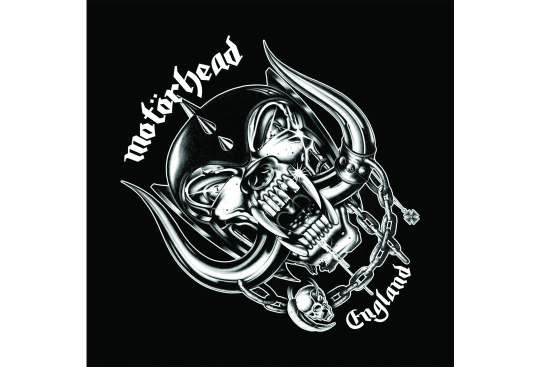 Official Band Merch | Motorhead - England Official Bandana