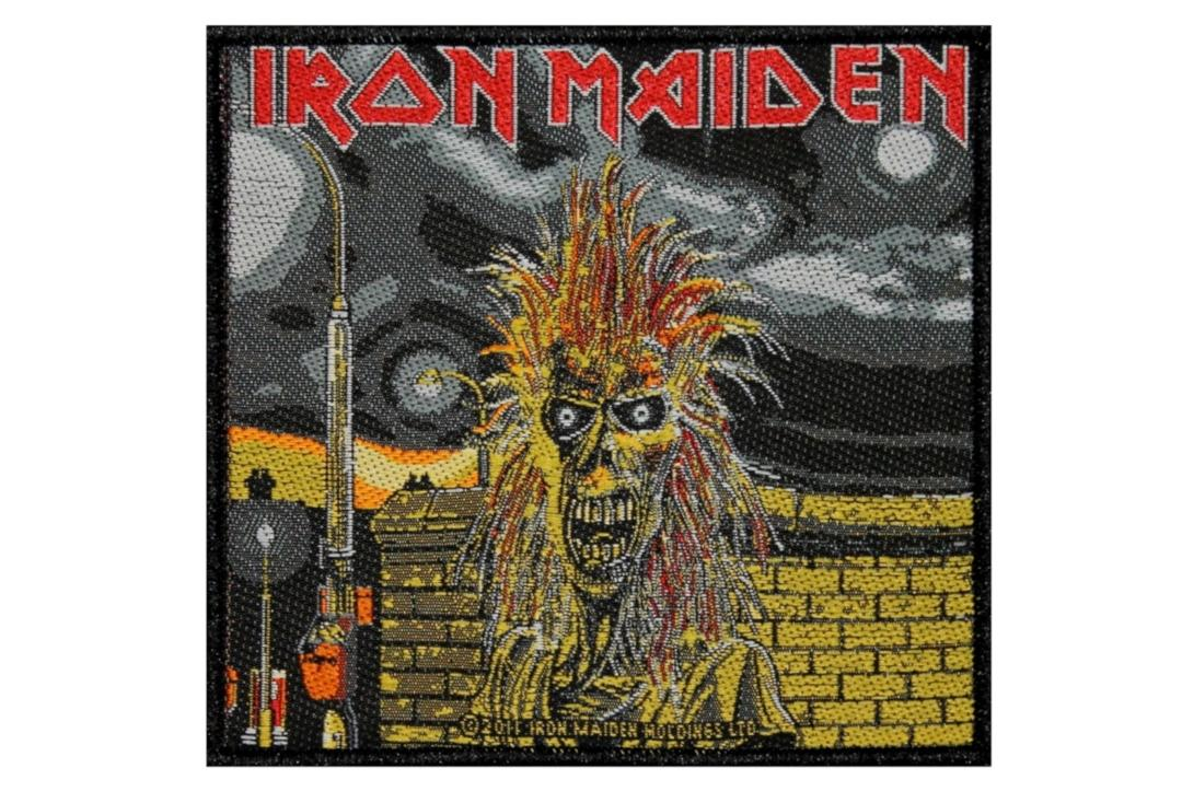Official Band Merch | Iron Maiden - Iron Maiden Woven Patch