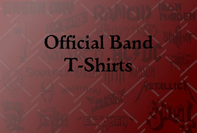 Official T-Shirts