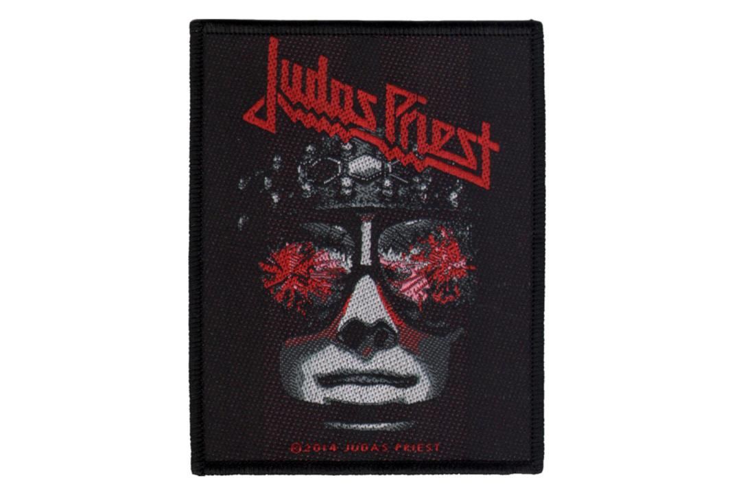 Official Band Merch | Judas Priest - Hell Bent For Leather Woven Patch