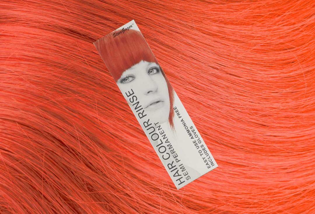 Stargazer | UV Red Semi-Permanent Hair Colour