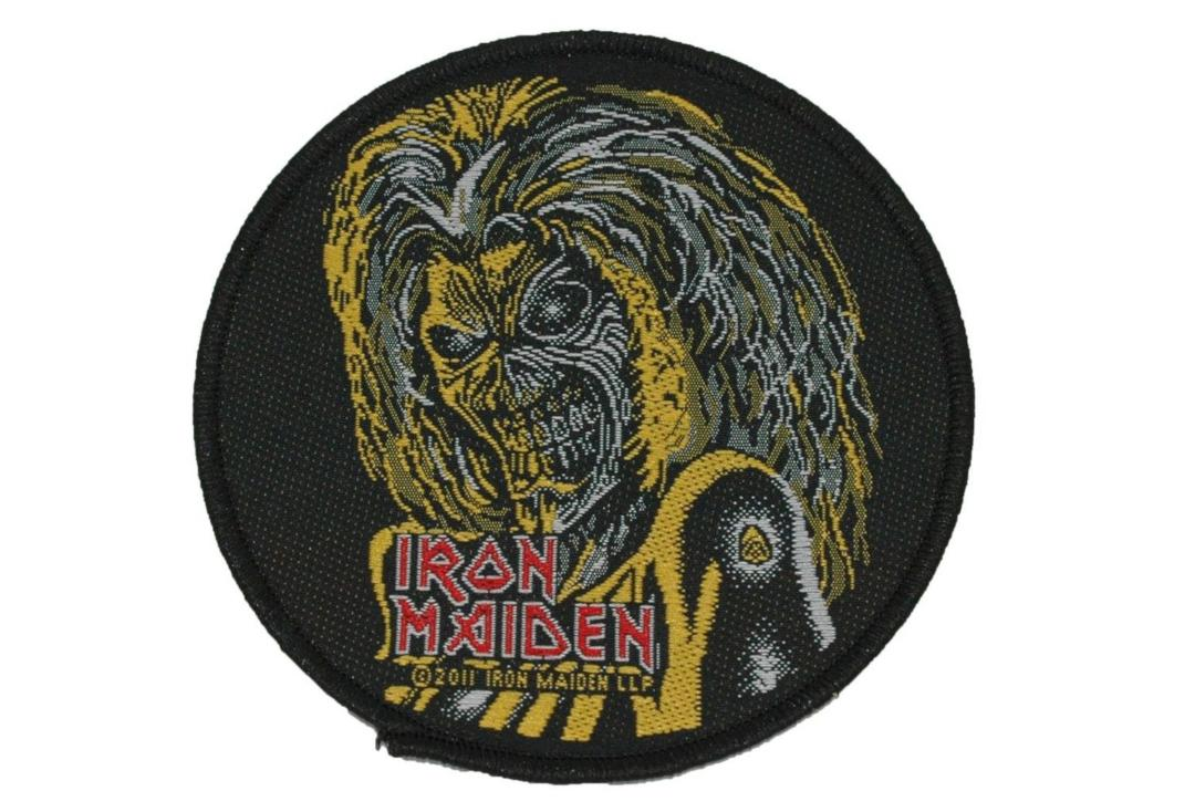 Official Band Merch | Iron Maiden - Killers Round