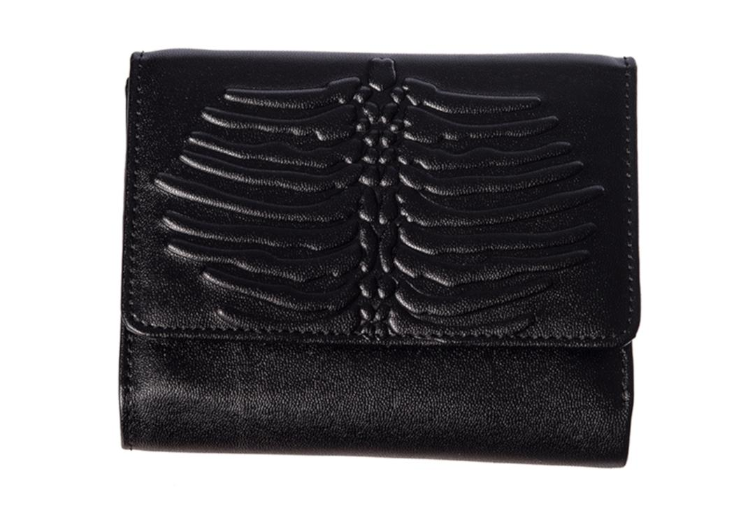 Banned Apparel | Umbra Embossed Wallet - Front View