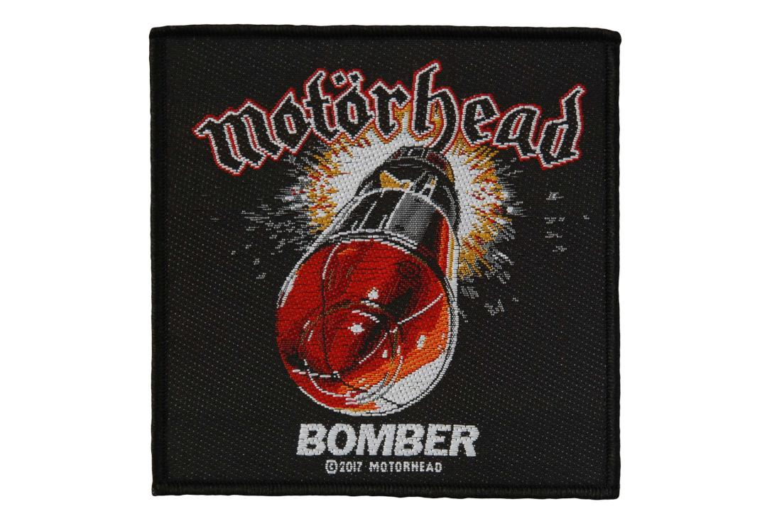 Official Band Merch | Motorhead - Bomber Woven Patch