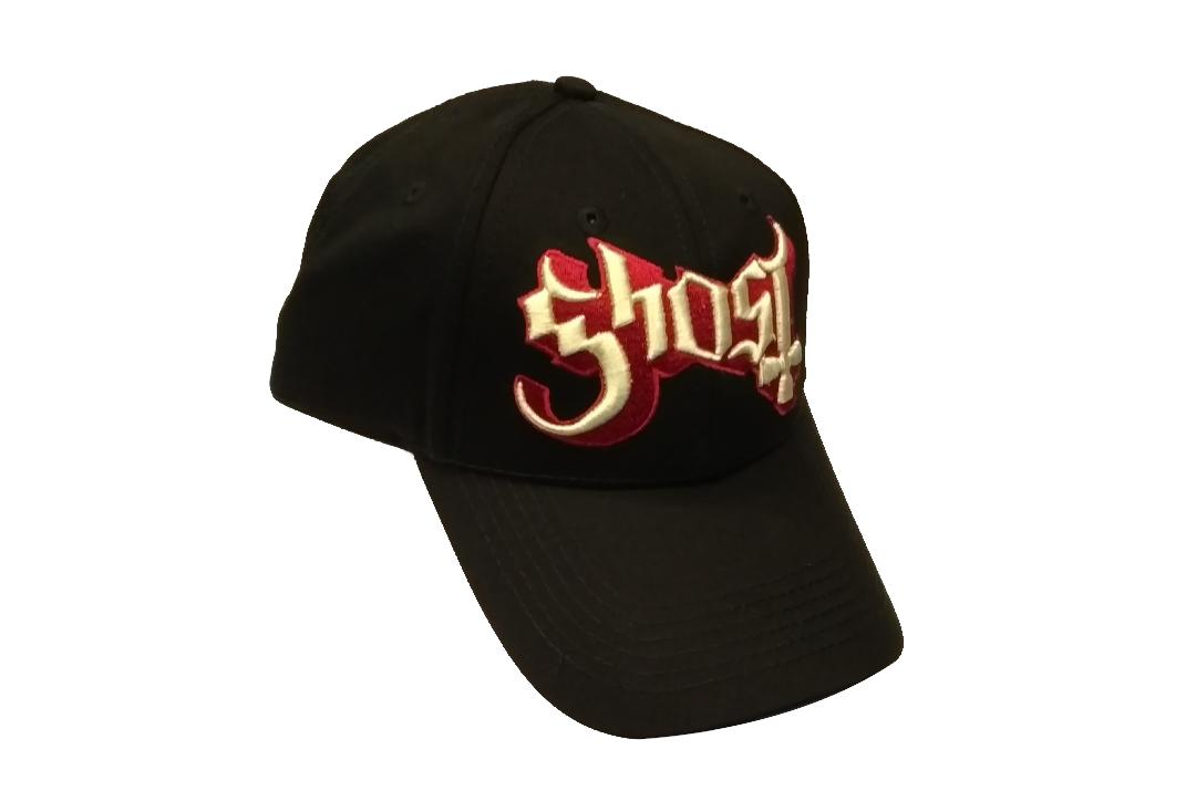 Official Band Merch | Ghost - Logo Baseball Cap