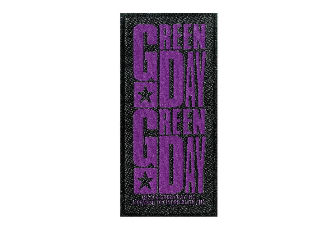 Official Band Merch | Green Day - Purple Logo