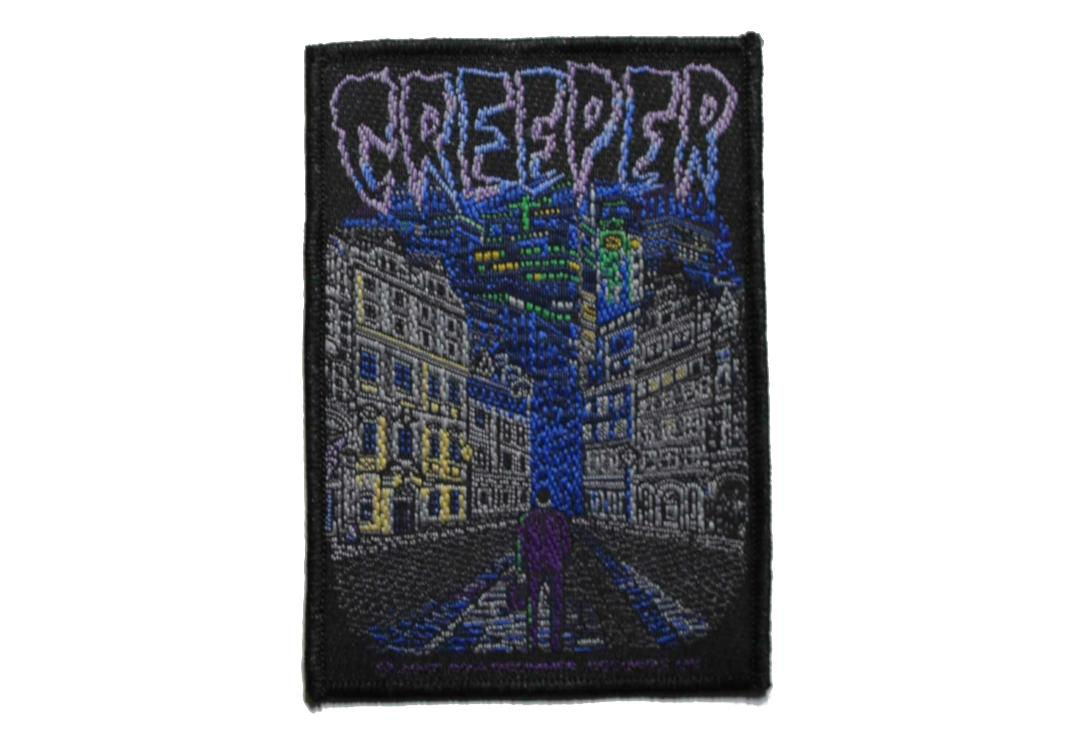 Official Band Merch | Creeper - Eternity In Your Arms Woven Patch