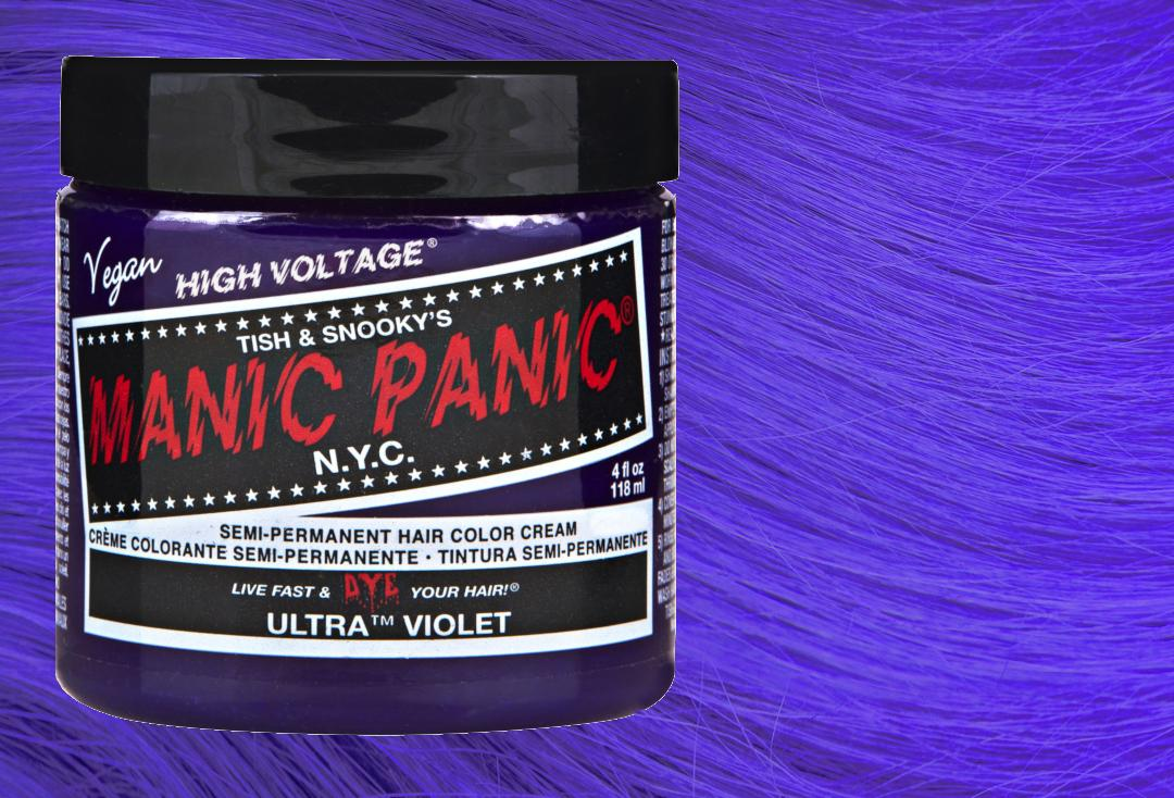 Manic Panic | High Voltage Classic Hair Colours - Ultra Violet Blue