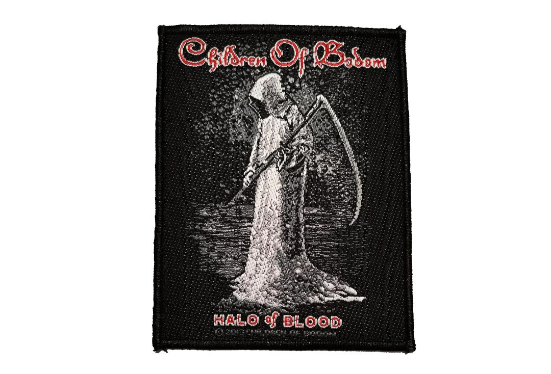 Official Band Merch | Children Of Bodom - Halo Of Blood