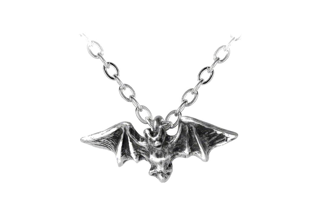 Alchemy Gothic | Kiss Of The Night Pendant