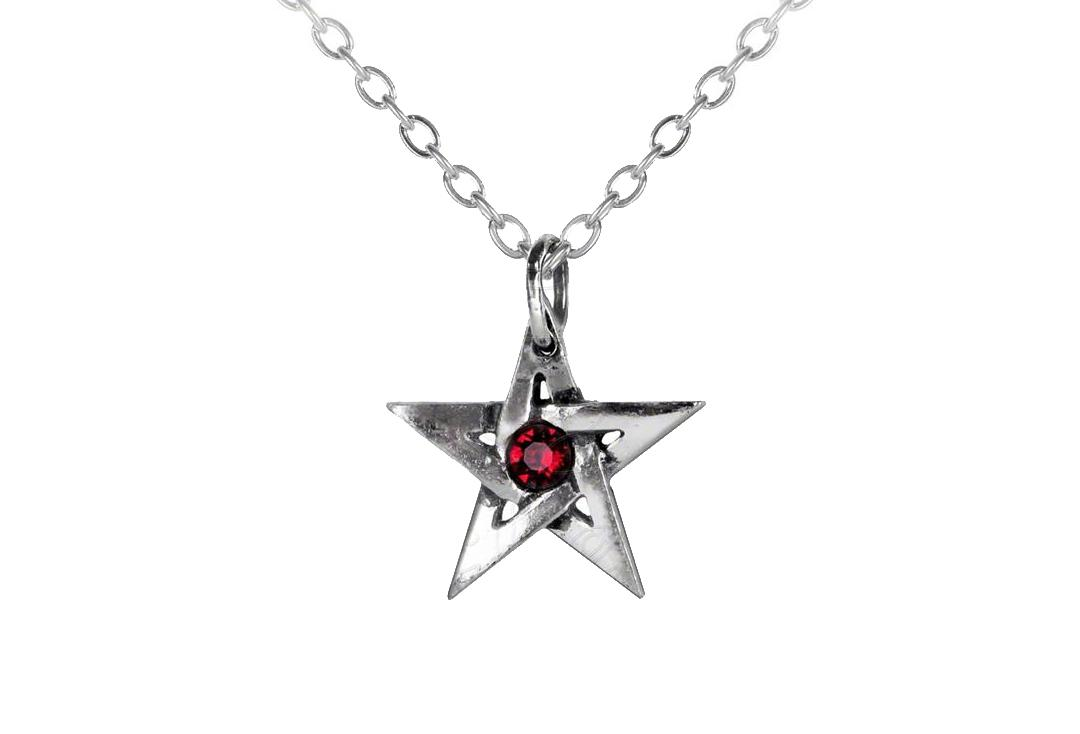 Alchemy Gothic | Crystal Pentagram