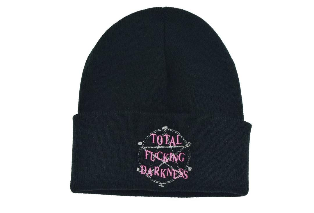 Darkside Clothing | Total Fucking Darkness Beanie Hat