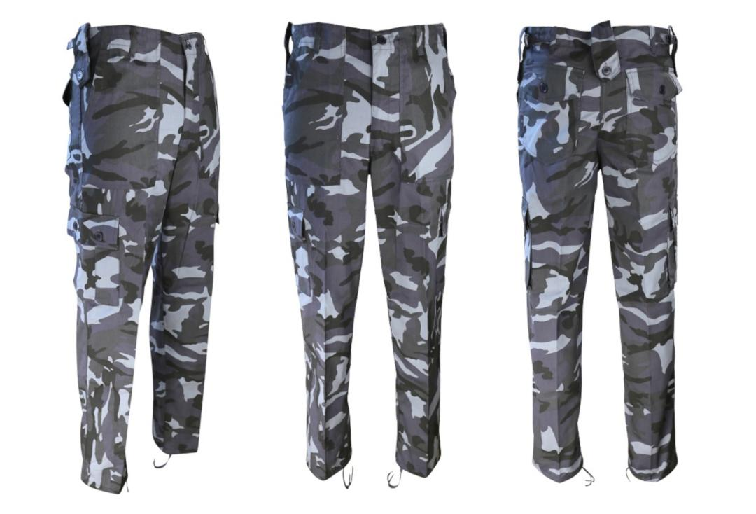 Kombat | Midnight Blue BTP Cargo Combat Trousers