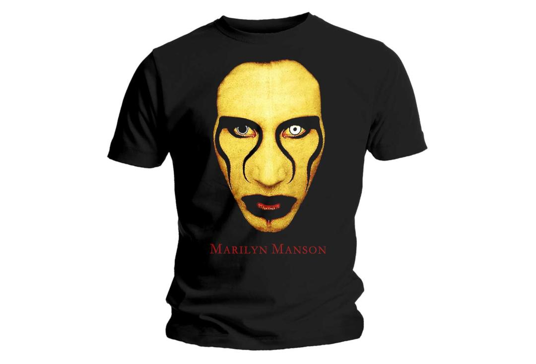 Official Band Merch | Marilyn Manson - Sex Is Dead Men's Short Sleeve T-Shirt