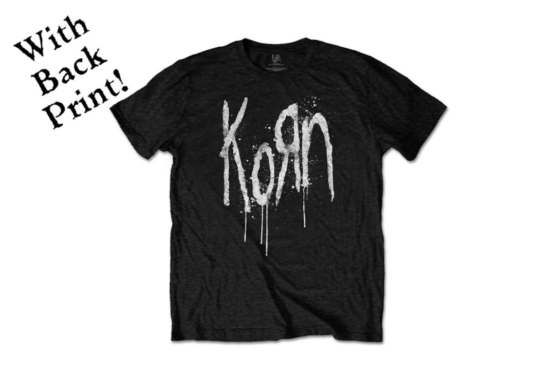 Official Band Merch | Korn - Still A Freak Men's Short Sleeve T-Shirt - Front