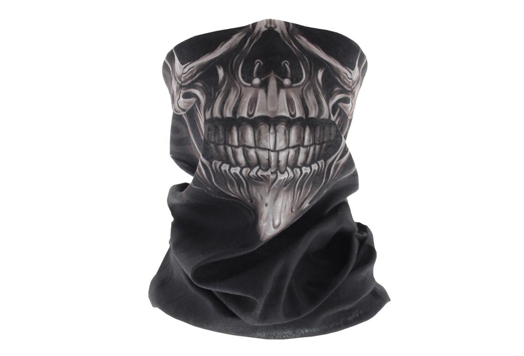 Void Clothing | Grey Skull 12-in-1 Snood