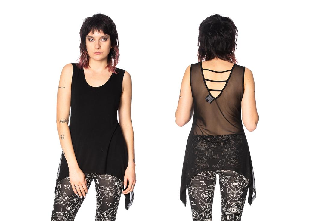 Banned Apparel | Urban Vamp Vest Top