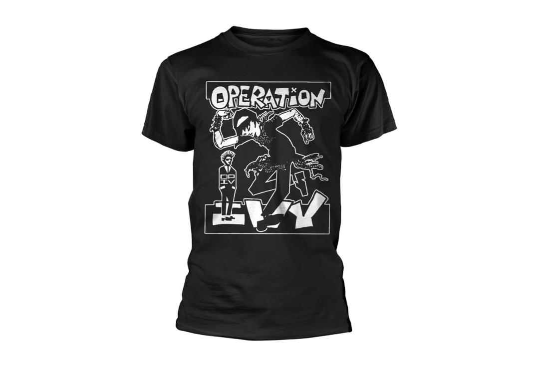 Official Band Merch | Operation Ivy - Skankin' Official Men's Short Sleeve T-Shirt