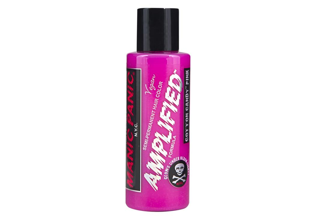 Manic Panic | Amplified Hair Colour - Cotton Candy Pink