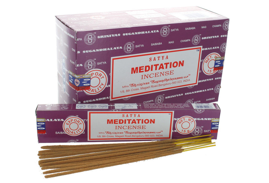 Satya | Meditation Incense Sticks