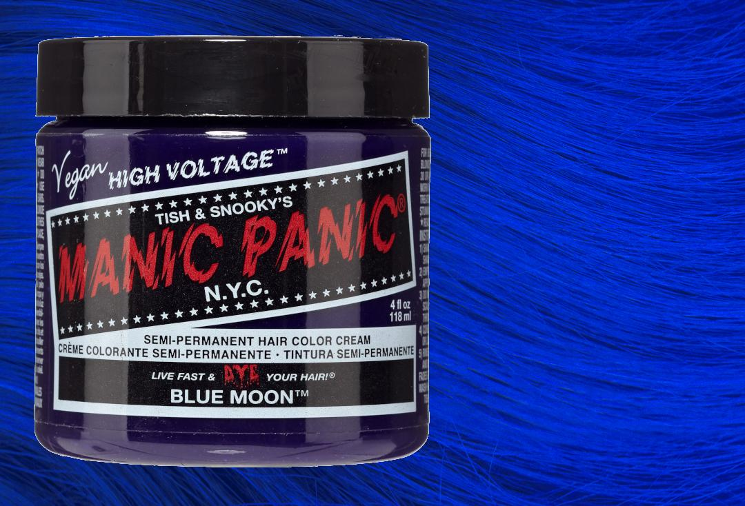 Manic Panic | Blue Moon High Voltage Classic Cream Hair Colour