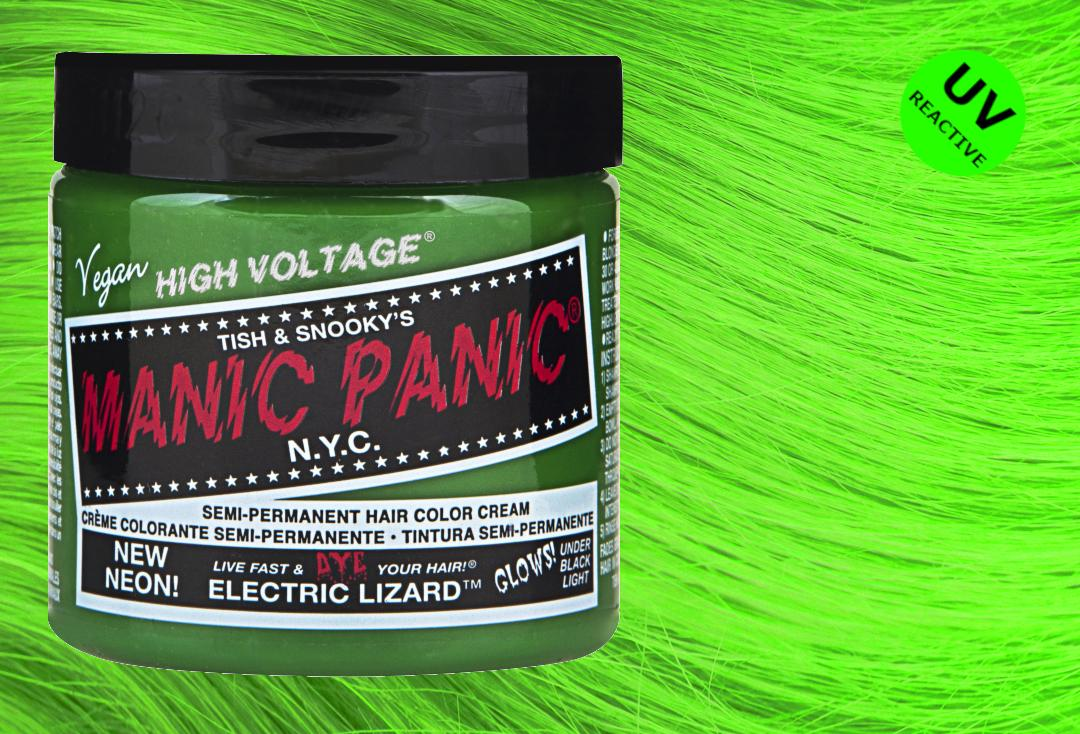 Manic Panic | Electric Lizard High Voltage Classic Cream Hair Colour