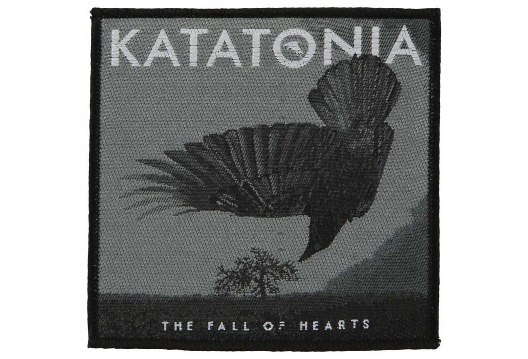 Official Band Merch | Katatonia - The Fall Of Hearts Woven Patch