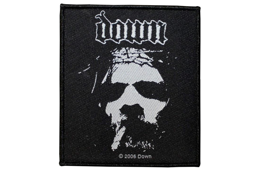 Official Band Merch | Down - Face Woven Patch