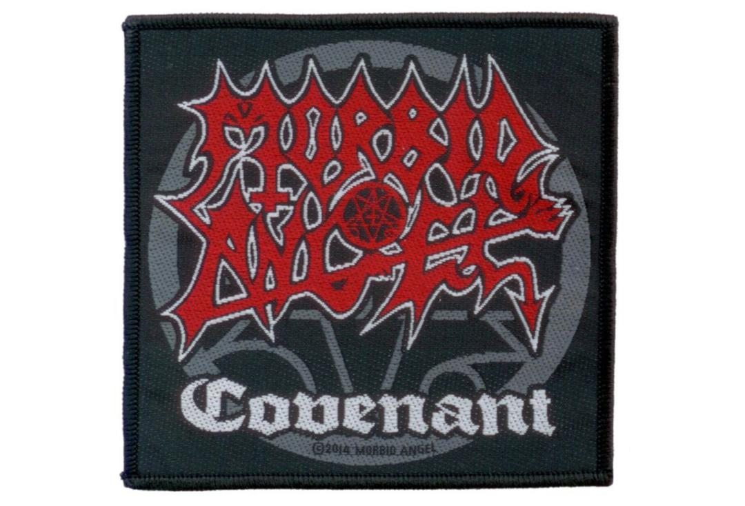 Official Band Merch | Morbid Angel - Covenant Woven Patch