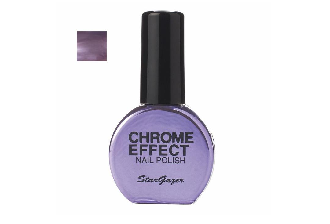 Stargazer | Purple Chrome Effect Stargazer Nail Polish