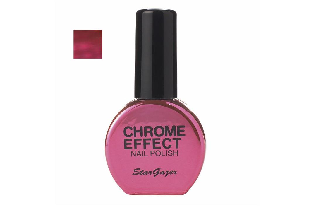 Stargazer | Red Chrome Effect Stargazer Nail Polish