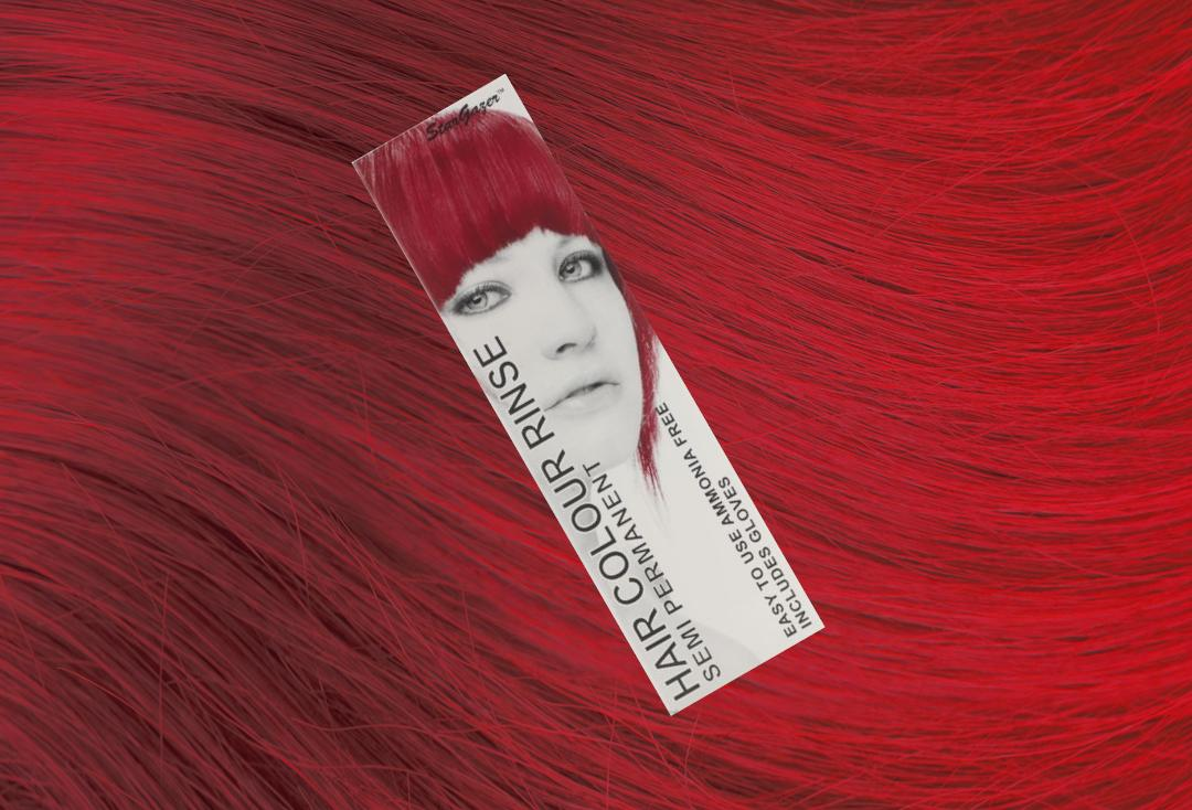 Stargazer | Rouge Semi-Permanent Hair Colour