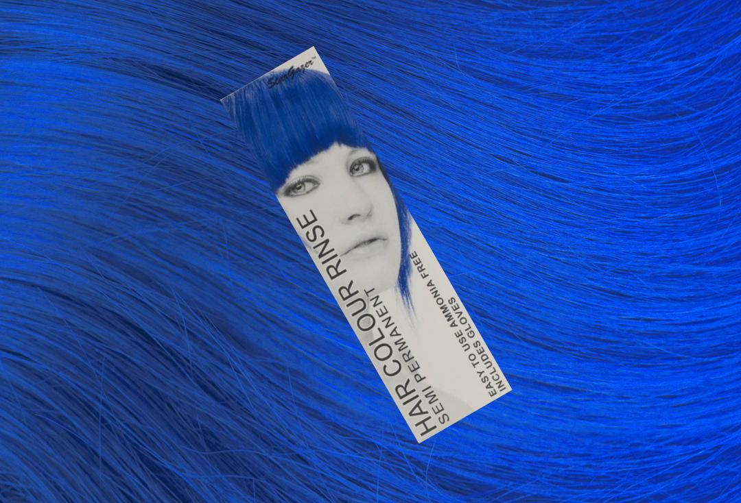 Stargazer | Royal Blue Semi-Permanent Hair Colour