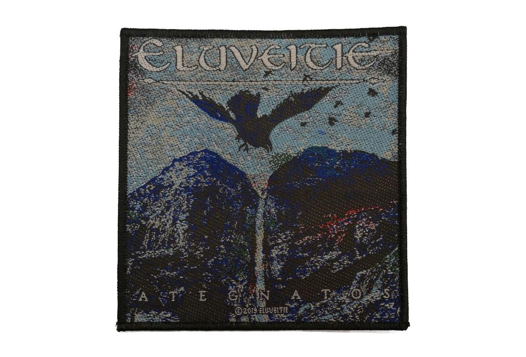 Official Band Merch | Eluveitie - Ategnatos Woven Patch